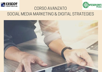 CORSO AVANZATO SOCIAL MEDIA MARKETING & DIGITAL STRATEGIES